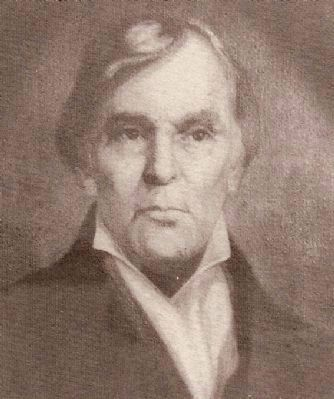 Vardry McBee<br>(1776-1854) image. Click for full size.