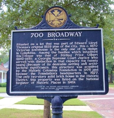 700 Broadway Marker image. Click for full size.