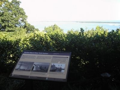 Marker in Atlantic Highlands image. Click for full size.
