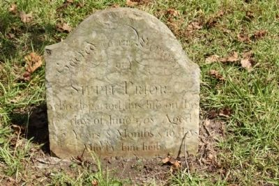 a St. George's Angelican Church grave Photo, Click for full size