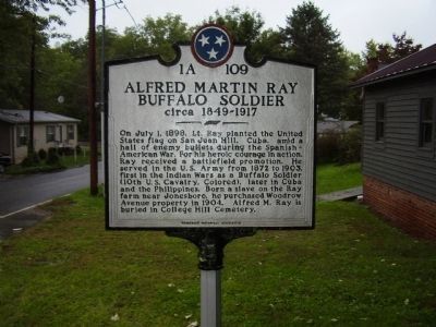 Alfred Martin Ray Buffalo Solder Marker image. Click for full size.