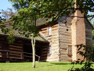 Home of William Cobb image. Click for full size.