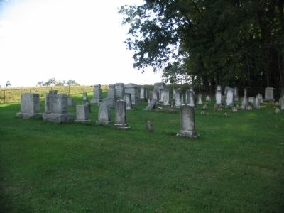 Cemetery Section image. Click for full size.