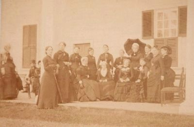 Mount Vernon Ladies Association Regents image. Click for full size.