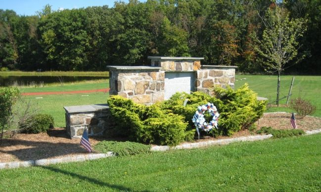 Chester Area Veterans Monument image. Click for full size.