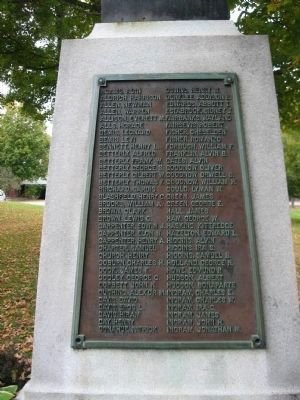 South Plaque image. Click for full size.