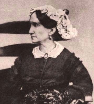 Ann Pamela Cunningham<br>(1816-1875) Photo, Click for full size
