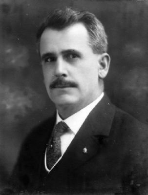 Governor Robert A. Cooper<br>(1874-1953) Photo, Click for full size