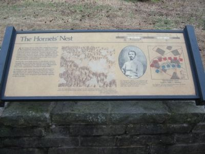 The Hornets' Nest Marker Photo, Click for full size