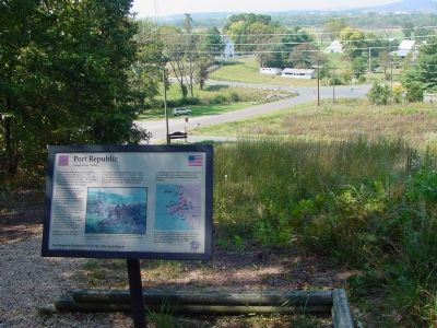 Port Republic Marker image. Click for full size.