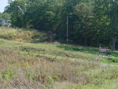 "The ""Coaling"" Port Republic Battlefield Civil War Site image. Click for full size."
