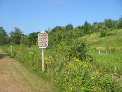 Shake Rag Marker Photo, Click for full size
