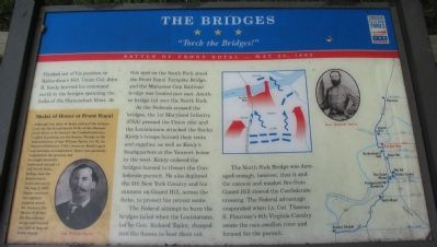 The Bridges Marker image. Click for full size.