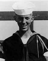Hospital Corpsman 2nd Class David R. Ray, U.S. Navy Photo, Click for full size