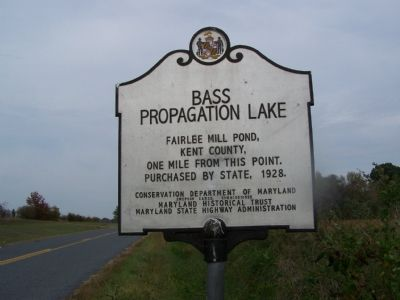 Bass Propagation Lake Marker image. Click for full size.