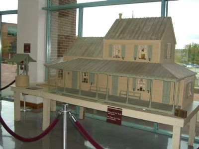 Reproduction of the Weems-Botts Museum image. Click for full size.