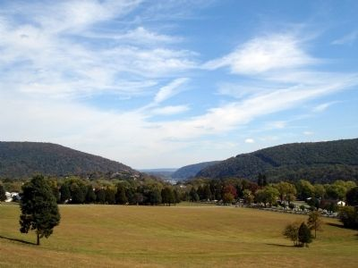 Harpers Ferry from Bolivar Heights image. Click for full size.