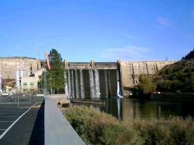 Black Canyon Dam Photo, Click for full size