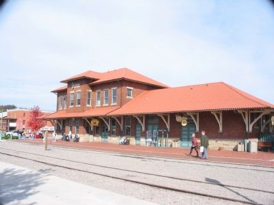 Train Depot image. Click for full size.