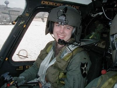 Captain Kimberly Nicole Hampton<br>(1976&#8211;2004) Photo, Click for full size