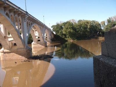 View of Wabash River image. Click for full size.