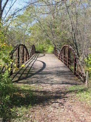 Bridge #1 on Old McGilvray Road image. Click for full size.