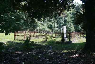 New Cemetery Grave Sites image. Click for full size.