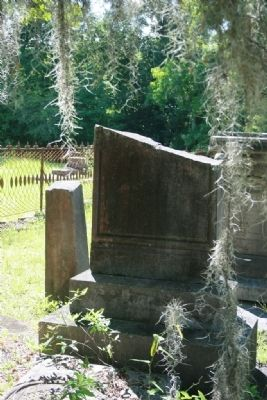 Headstone In the New Cemetery image. Click for full size.