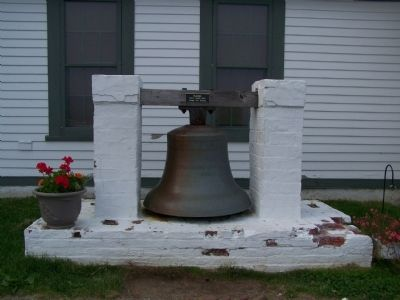 Lighthouse Bell Photo, Click for full size