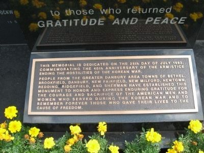 Plaque in Front image. Click for full size.