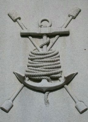 Franklin County Civil War Memorial Engraving image. Click for full size.