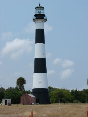 Cape Canaveral Lighthouse image. Click for full size.