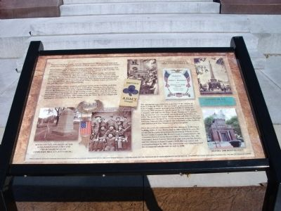 Full View - - Knox County Veterans Memorial Park Marker image. Click for full size.