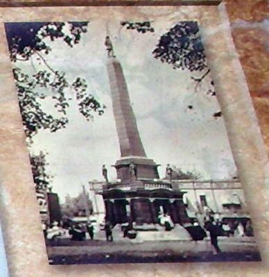 1914 Photo - - Knox County Veterans Memorial Park Marker image. Click for full size.
