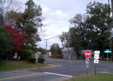 Chickahominy Rd & Richmond Rd (facing west). Photo, Click for full size