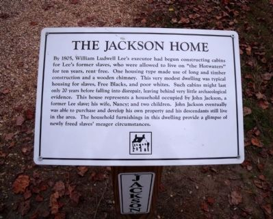 The Jackson House. image. Click for full size.