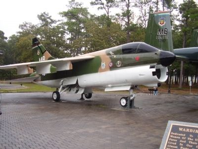 LTV A-7 Corsair II Marker image. Click for full size.