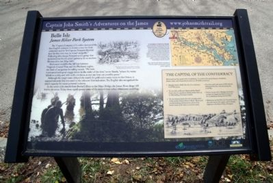 Belle Isle Marker image. Click for full size.