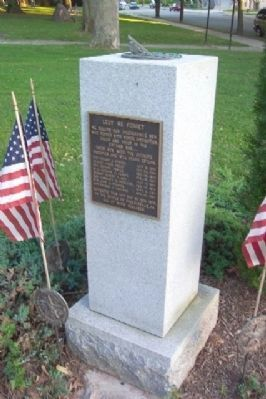 Phoenixville Vietnam War Memorial image. Click for full size.