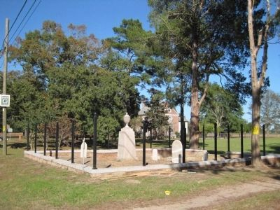 The Foscue Plantation Cemetery image. Click for full size.
