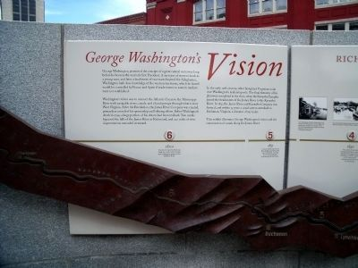 George Washington's Vision panel image. Click for full size.