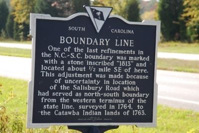 Boundary Line Marker image. Click for full size.
