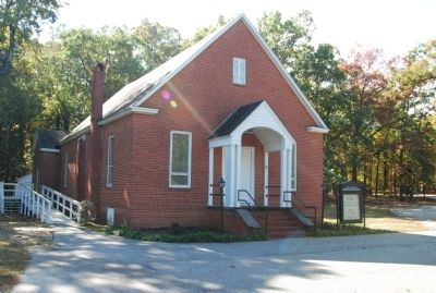 Waxhaw Presbyterian Church image. Click for full size.