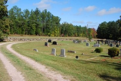 Waxhaw Presbyterian Graveyard image. Click for full size.