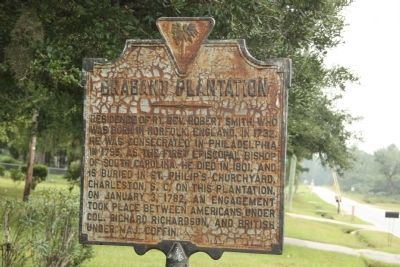 Brabant Plantation Marker image. Click for full size.
