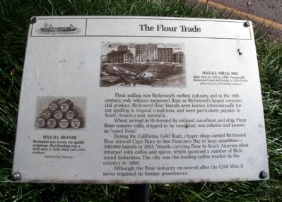 The Flour Trade Marker image. Click for full size.