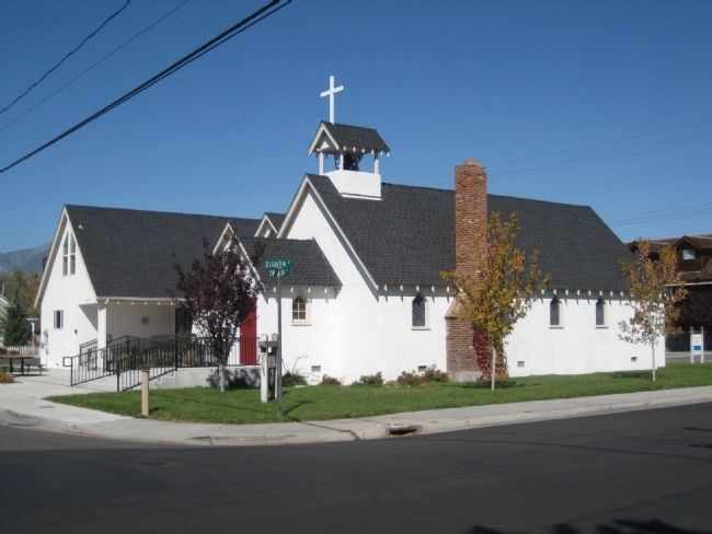 Coventry Cross Episcopal Church in Minden image. Click for full size.