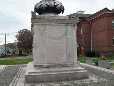 Naugatuck Great War Memorial Marker image. Click for full size.