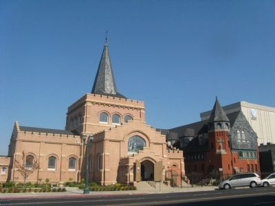 Saint John's Episcopal Church and Guild Hall image. Click for full size.