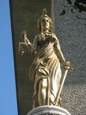 Goddess of Justice image. Click for full size.